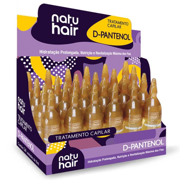 Natu Hair Ampola D-Pantenol 10mL