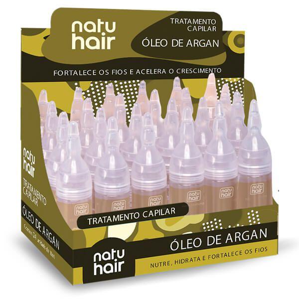Natu Hair Ampola Óleo de Argan 10mL
