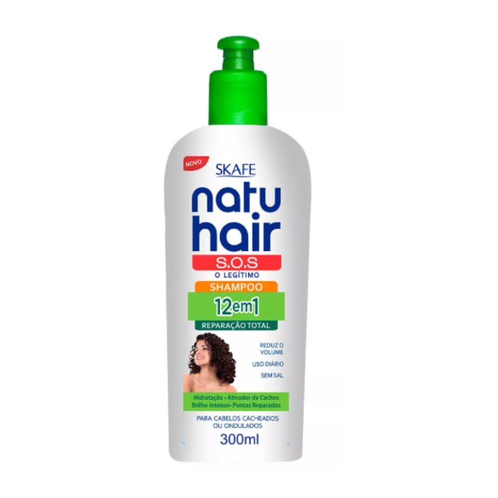Natu Hair Leave-in Manutenção Intensiva 12em1 300mL