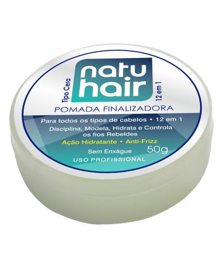 Natu Hair Pomada Estilizadora 12em1 50g