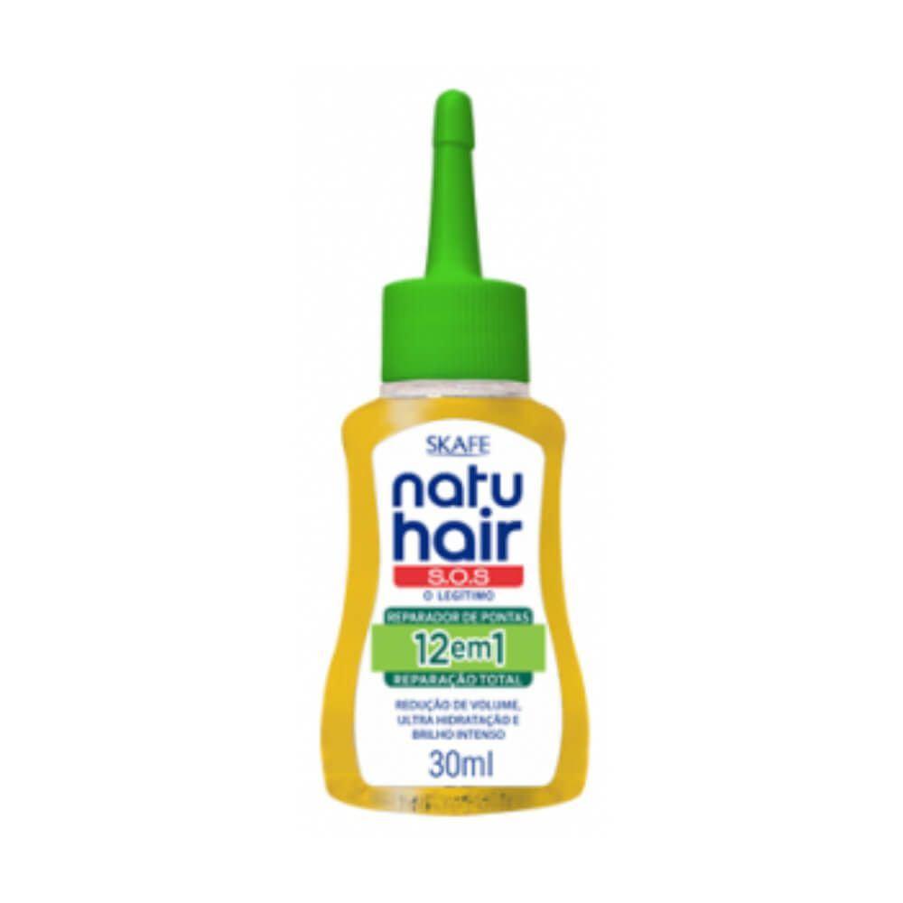 Natu Hair Reparador de Pontas S.O.S. 12em1 30mL