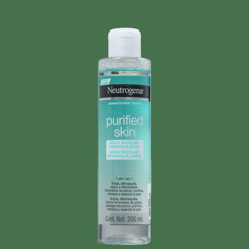 Neutrogena Demaquilante Purified Skin 7em1 200mL