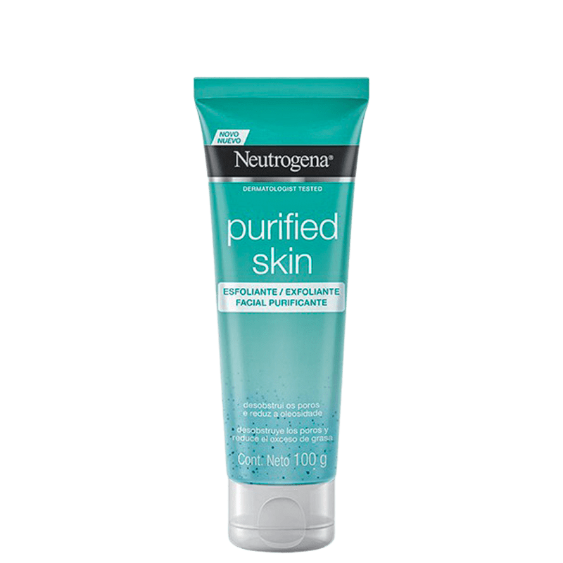 Neutrogena Esfoliante Facial Purified Skin 100g