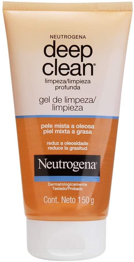 Neutrogena Gel de Limpeza Facial Deep Clean 150g