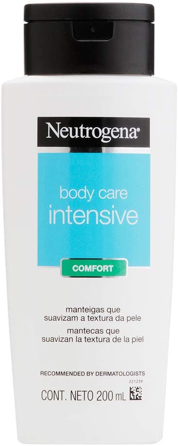 Neutrogena Hidratante Body Care Intensive Comfort 200mL