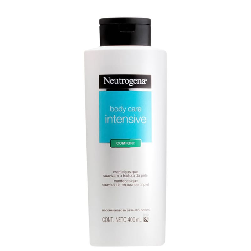 Neutrogena Hidratante Body Care Intensive Comfort 400mL