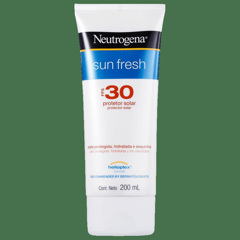 Neutrogena Protetor Solar Sun Fresh FPS 30 200mL