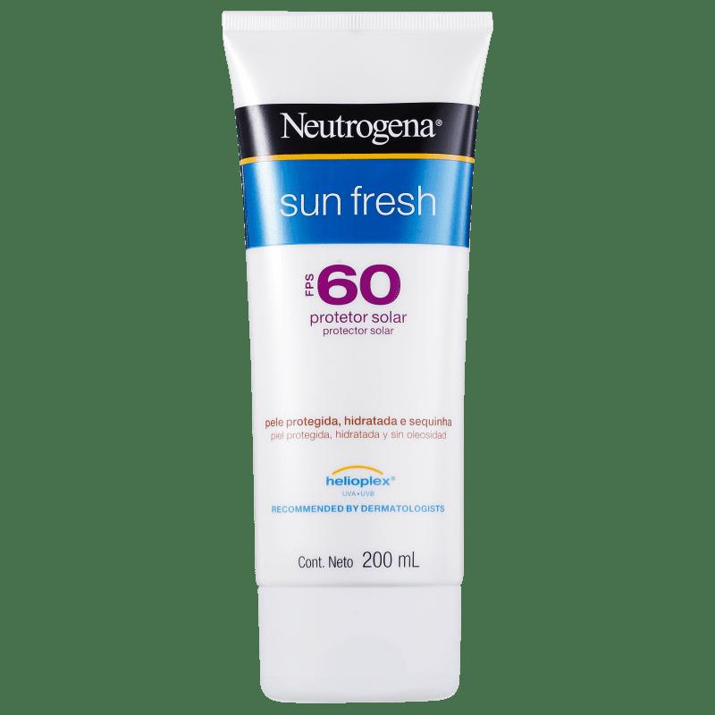 Neutrogena Protetor Solar Sun Fresh FPS 60 200mL