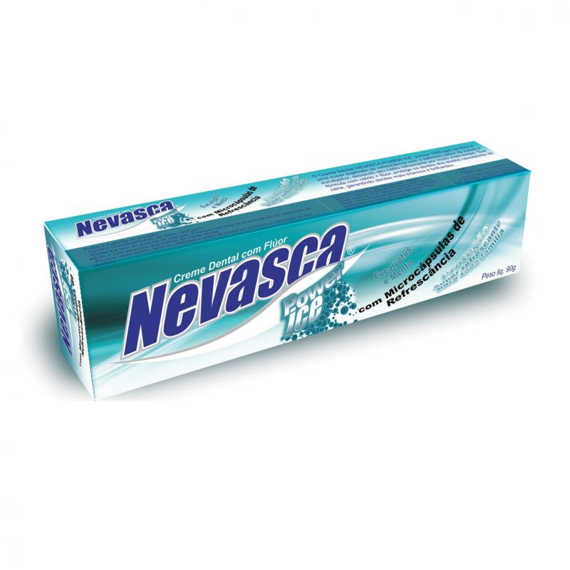 Nevasca Creme Dental Power Ice 90g