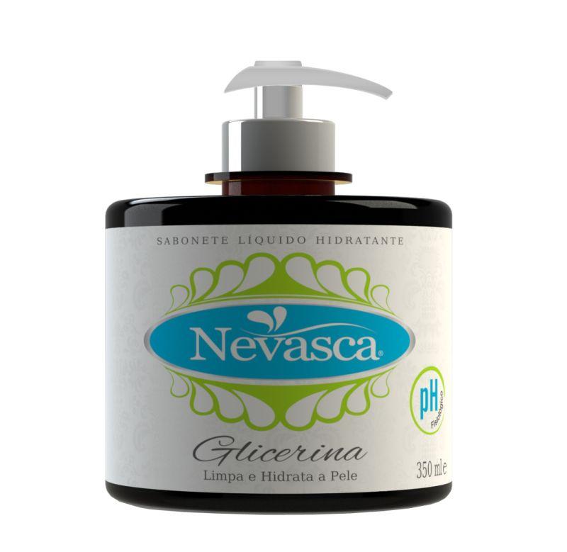 Nevasca Sabonete Líquido Glicerina 350mL