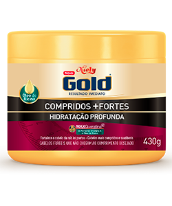 Niely Creme para Pentear Compridos+Fortes 430g