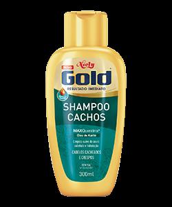 Niely Gold Shampoo Cachos 300mL