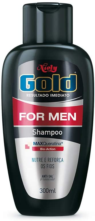 Niely Gold Shampoo For Men 300mL