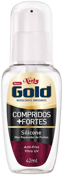 Niely Gold Silicone Compridos+Fortes 42mL