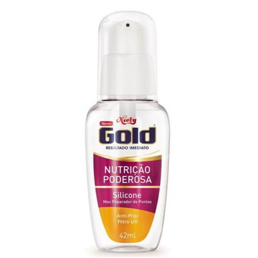 Niely Gold Silicone Nutrição Poderosa 42mL
