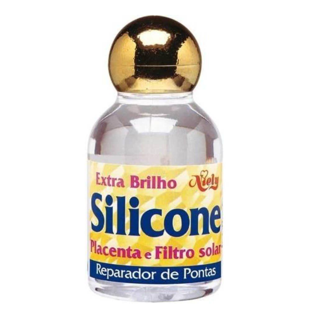 Niely Reparador de Pontas Silicone Extra Brilho 35mL