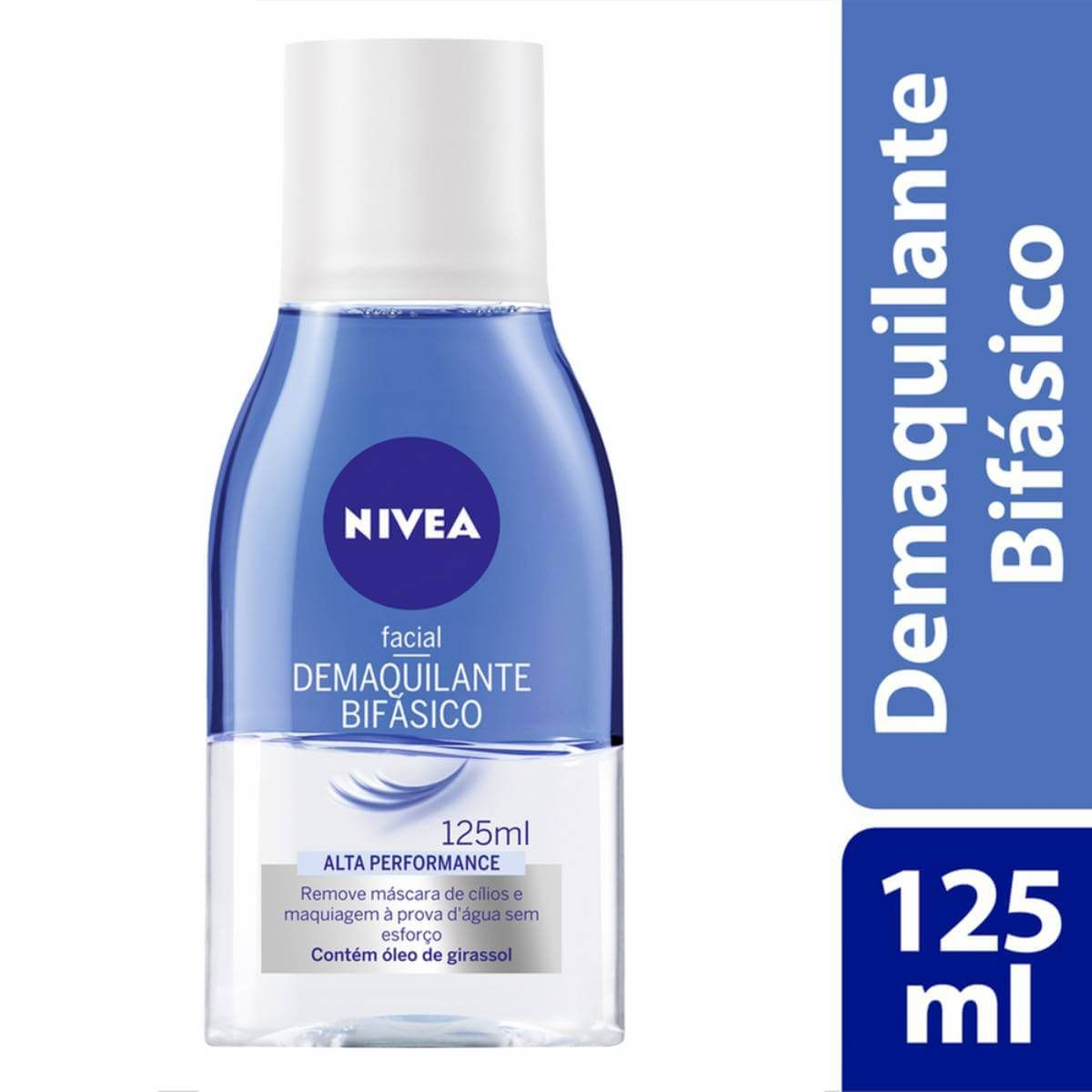 Nivea Demaquilante Bifásico Alta Performance 125mL
