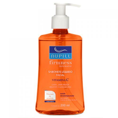 Nupill Sabonete Facial Firmness Intensive Vitamina C 200ml