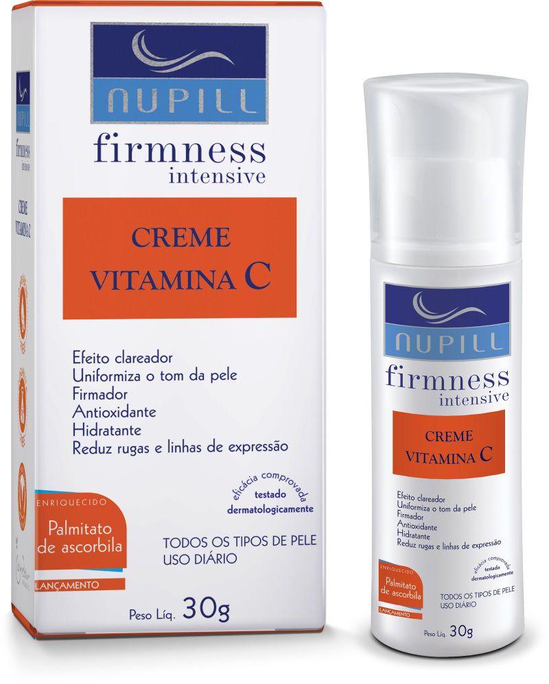 Nupill Vitamina C Firmness Intensive 30g