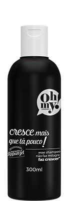Oh My! Shampoo Cresce Mais Que Tá Pouco 300 ml