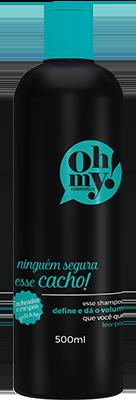 Oh My! Shampoo Ninguém Segura Esse Cacho! 500 ml