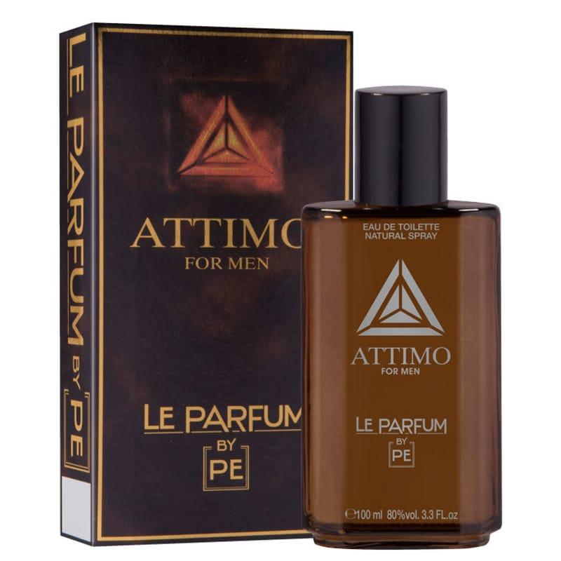 Paris Elysees Eau de Toilette Attimo For Men 100 mL