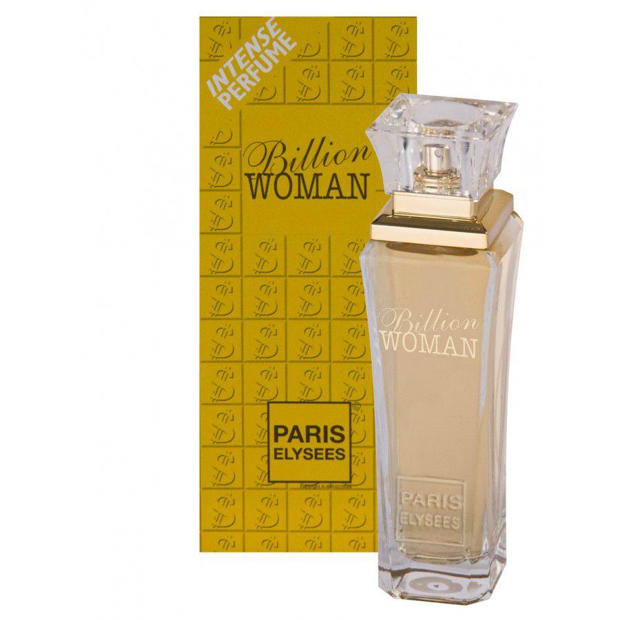 Paris Elysees Eau de Toilette Billion Woman Feminino 100 mL