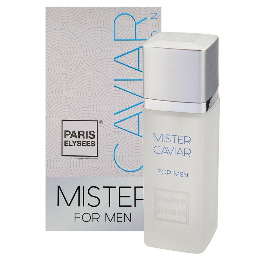 Paris Elysees Eau de Toilette Caviar Collection Mister For Men 100 mL