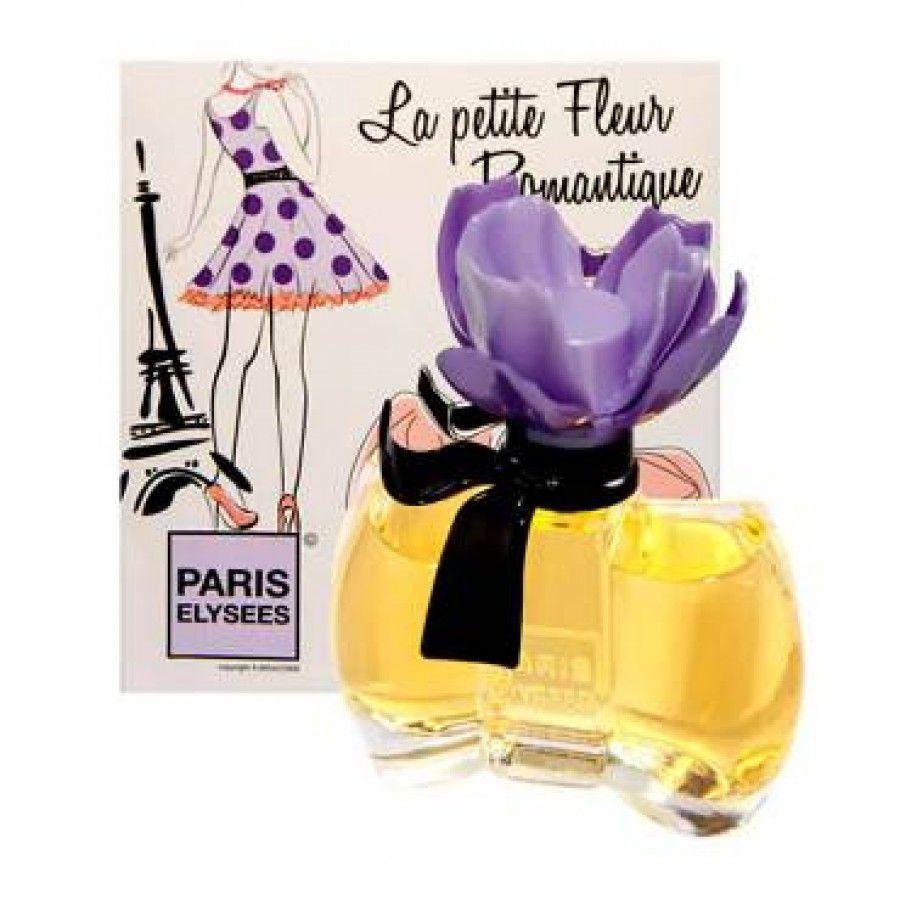 Paris Elysees Eau de Toilette La Petite Fleur Romantique Feminino 100 mL