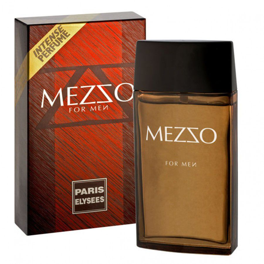Paris Elysees Eau de Toilette Mezzo For Men 100 mL