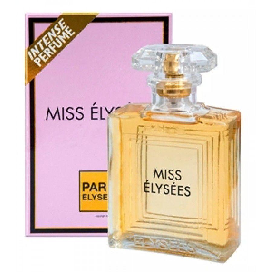 Paris Elysees Eau de Toilette Miss Élysées Feminino 100 mL