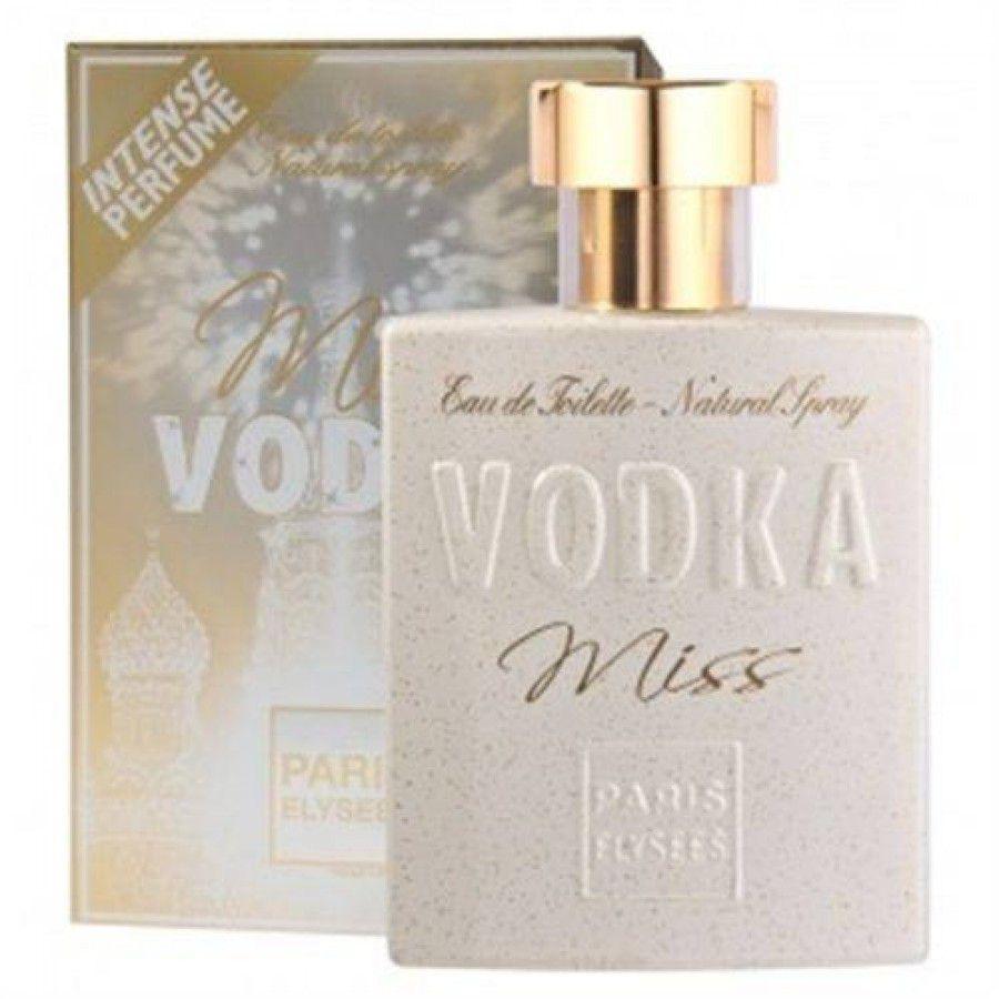 Paris Elysees Eau de Toilette Miss Vodka Feminino 100 mL