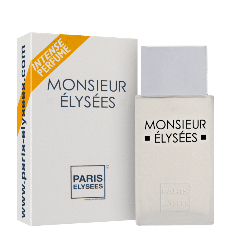 Paris Elysees Eau de Toilette Monsieur Élysées For Men 100 mL
