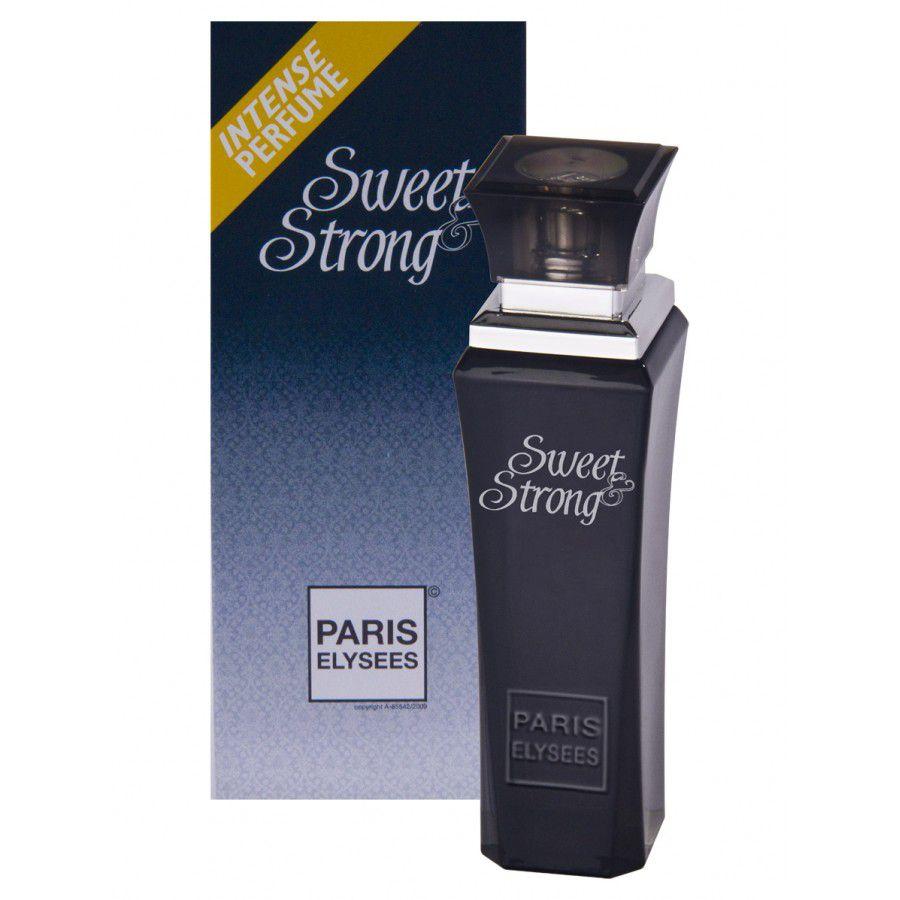 Paris Elysees Eau de Toilette Sweet and Strong Feminino 100 mL