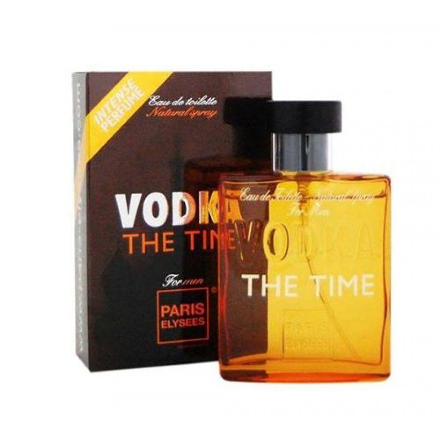 Paris Elysees Eau de Toilette Vodka The Time For Men 100 mL