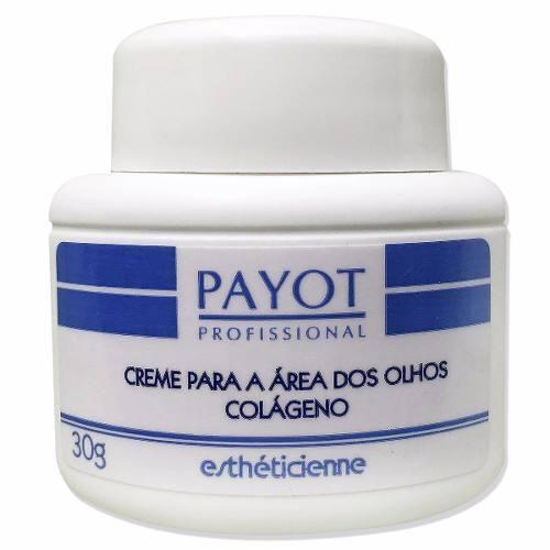 Payot Esthéticienne Creme para a Área dos Olhos com Colágeno 30g