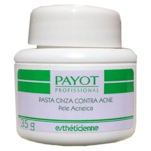 Payot Esthéticienne Pasta Cinza contra Acne Cicatrizante 35g