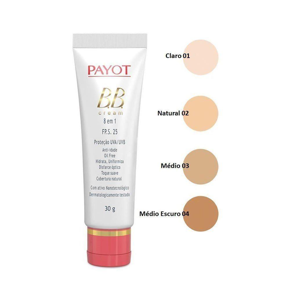 Payot BB Cream Claro 30g
