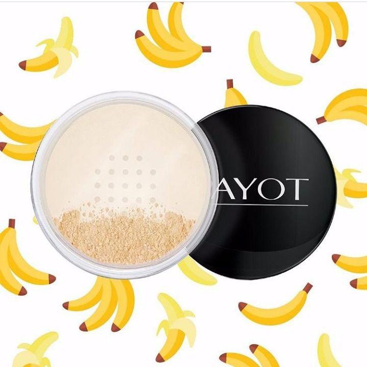 Payot Pó Facial Amarelo Banana 20g