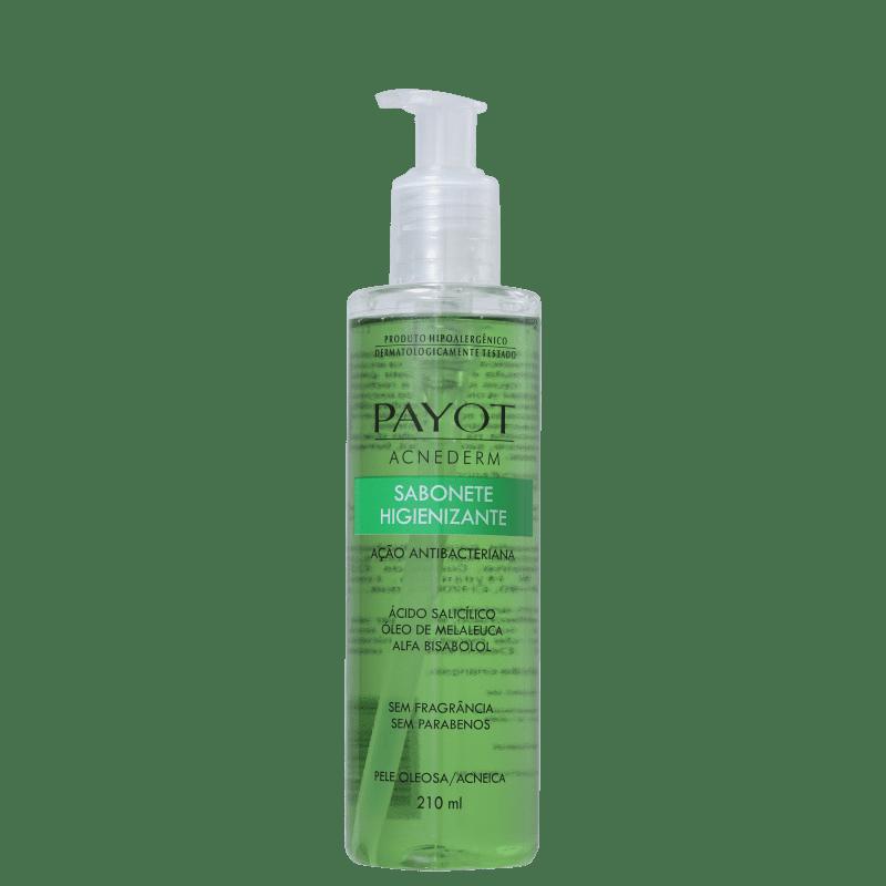 Payot Sabonete Facial para Pele Oleosa 210ml