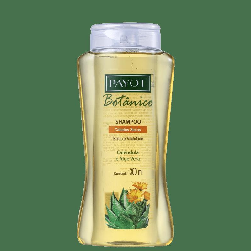 Payot Shampoo Botânico Calêndola e Aloe Vera 300ml
