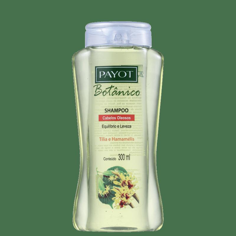 Payot Shampoo Botânico Tília e Hamamélis 300ml