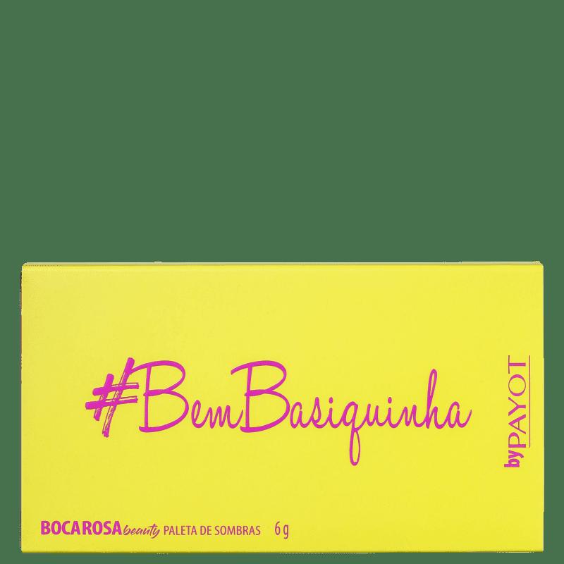 Boca Rosa Paleta de Sombras Bem Basiquinha 6g