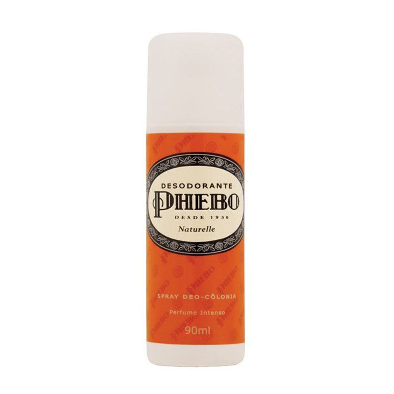Phebo Desodorante Naturelle Spray 90mL