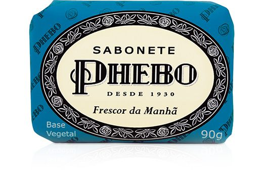 Phebo Sabonete Frescor da Manhã 90g