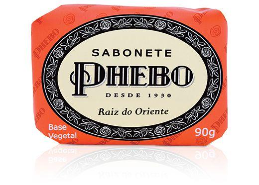 Phebo Sabonete Raiz do Oriente 90g