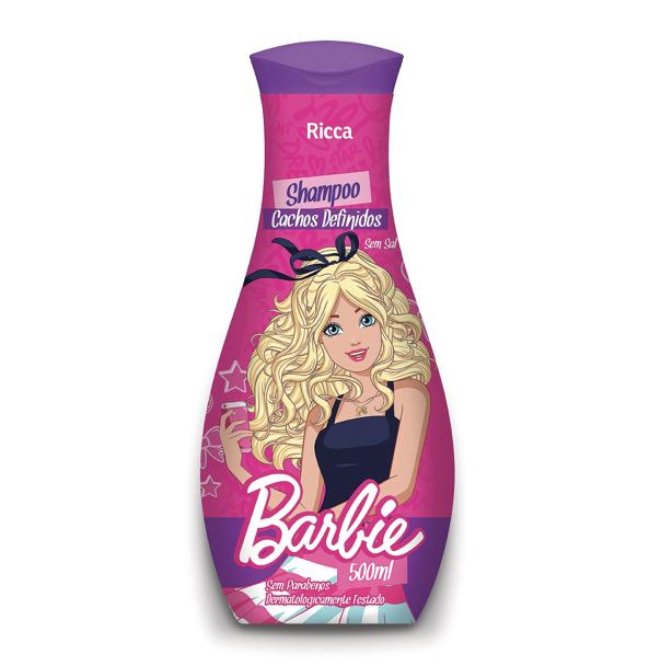 Ricca Condicionador Barbie Cachos Definidos 500mL