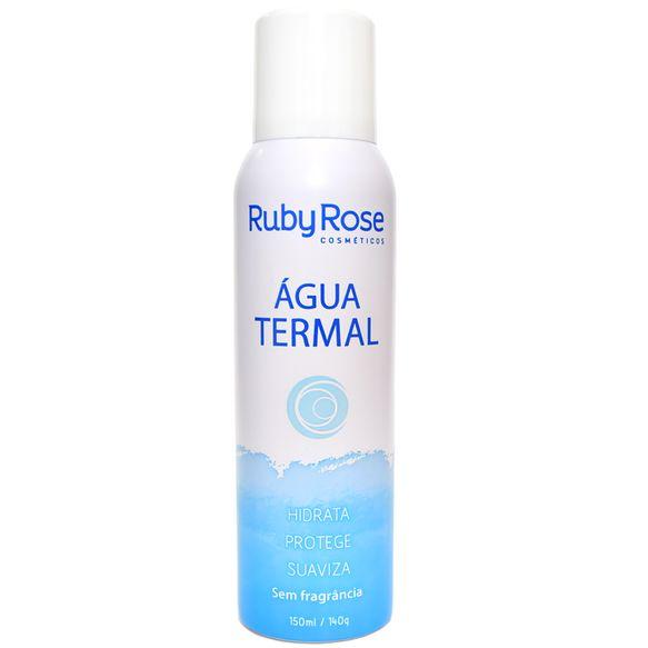 Ruby Rose Água Termal Sem Fragrância 150ml