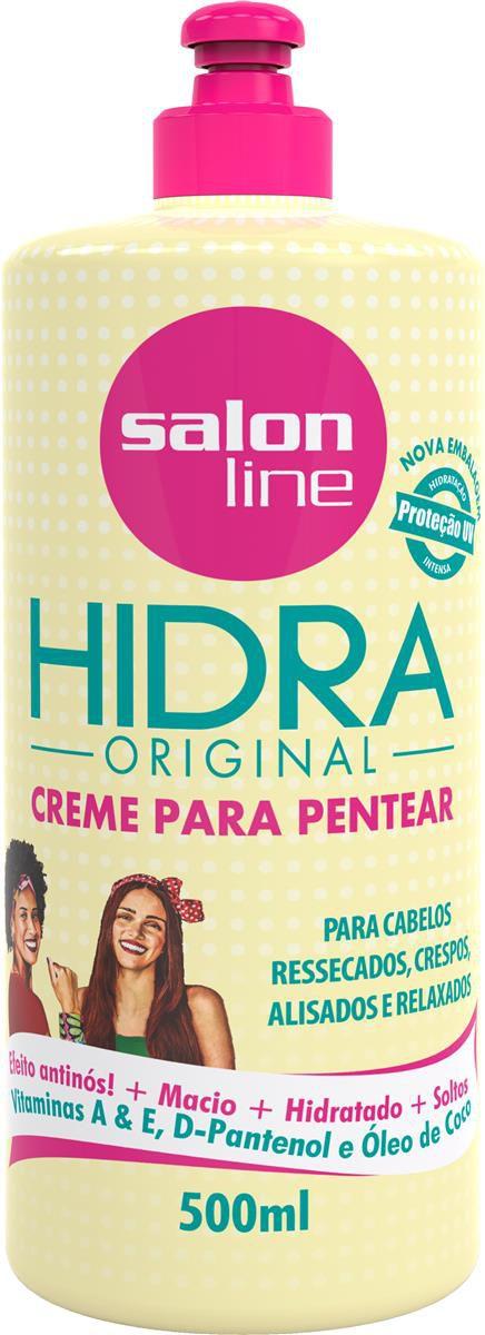 Salon Line Creme para Pentear Hidra Original 500ml