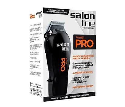 Salon Line Máquina de Corte Power Pro 220V